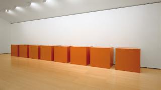 Minimalismo donald judd for Minimal art 1970