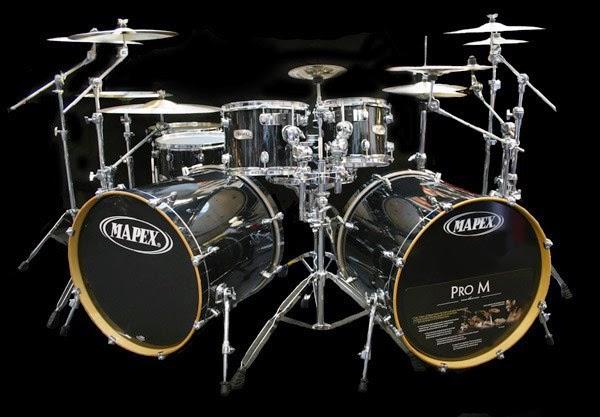 drum terbaik terpopuler