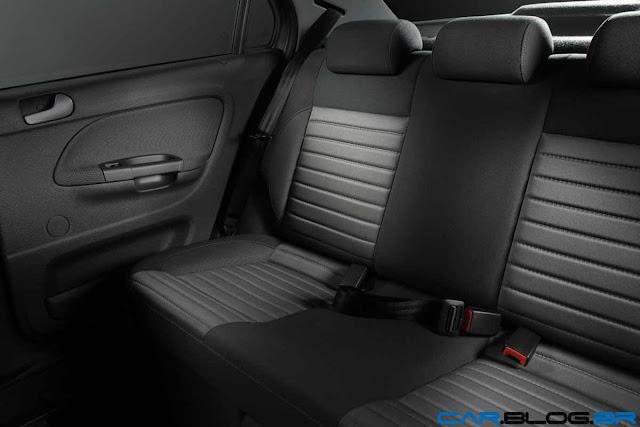 VW Voyage 2013 - bancos