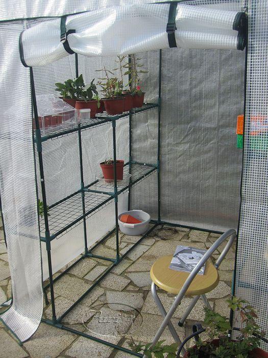 Mi jardin y mi huerto mi invernadero - Invernaderos leroy merlin ...