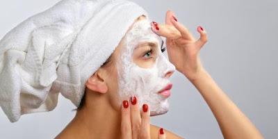 Gambar Cara membuat masker wajah alami dari beras