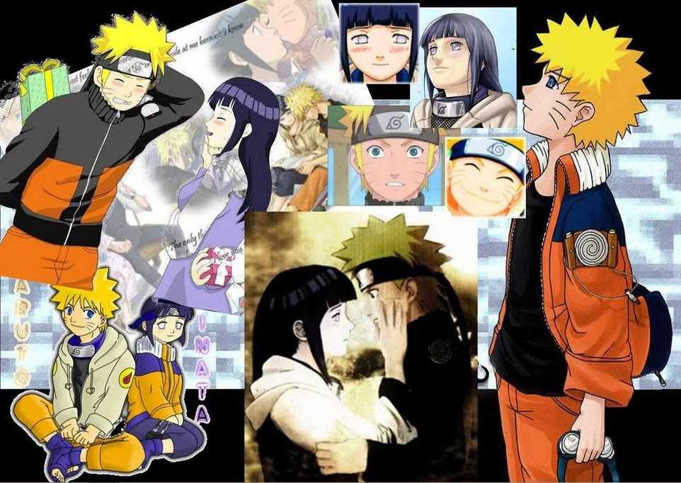 Koleksi Gambar Naruto dan Hinata Terbaru | Gambar Naruto Shippuden