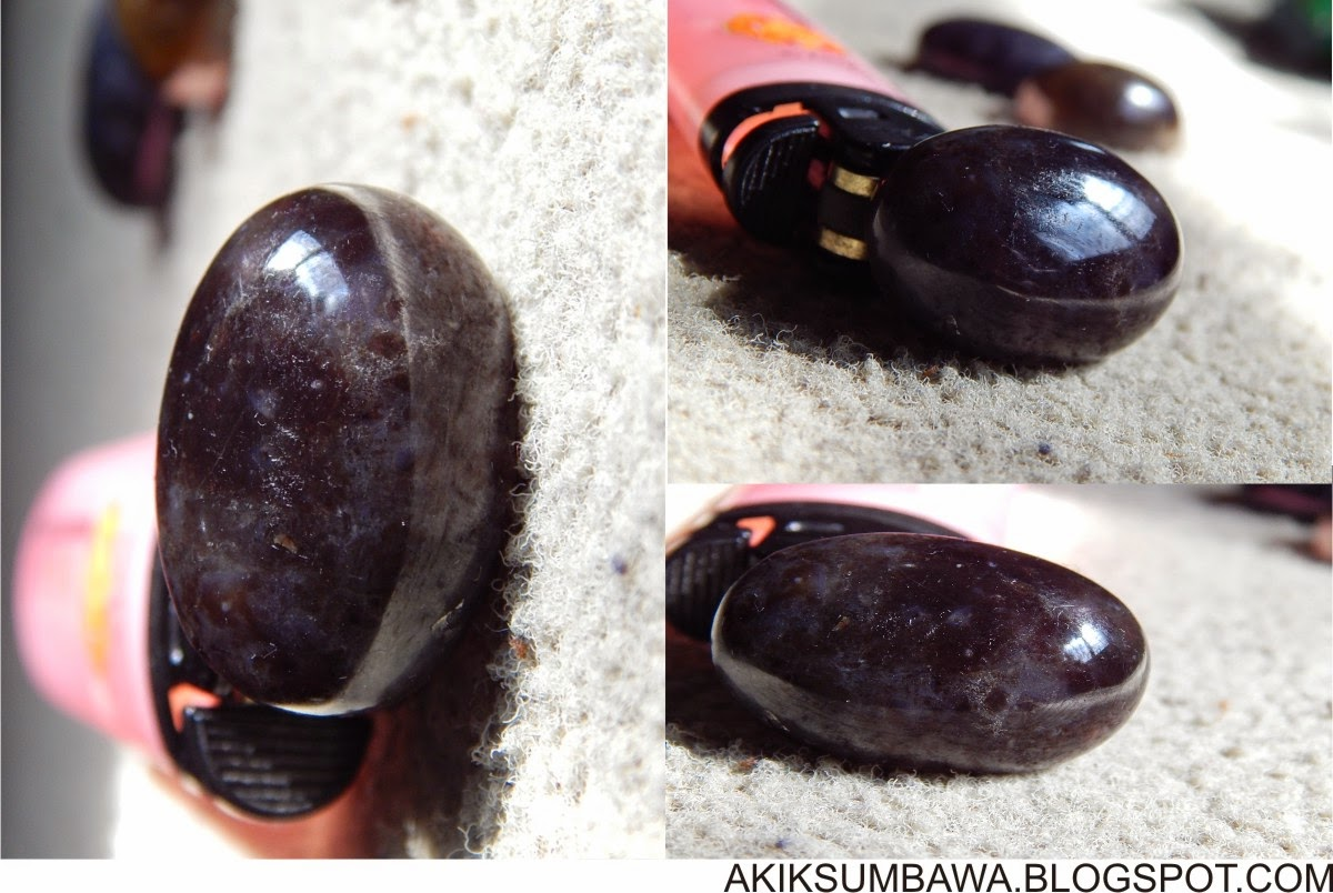 Black Fire Opal Sumbawa