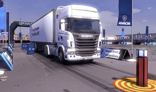 Scania truck driving simulator pc free download full version no