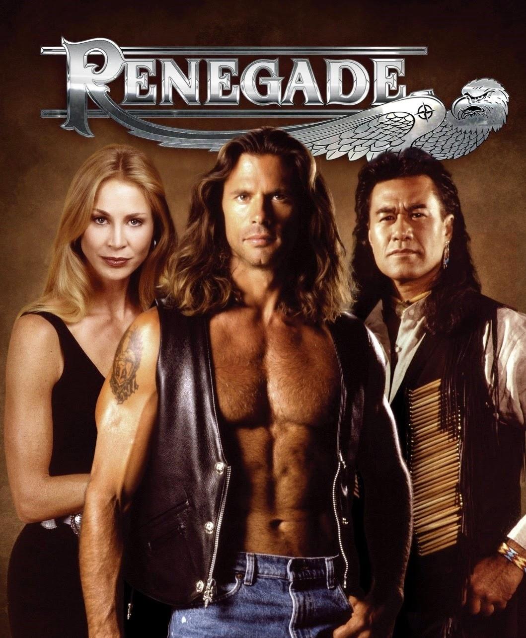Branscombe as Bobby Six Killer in Renegade