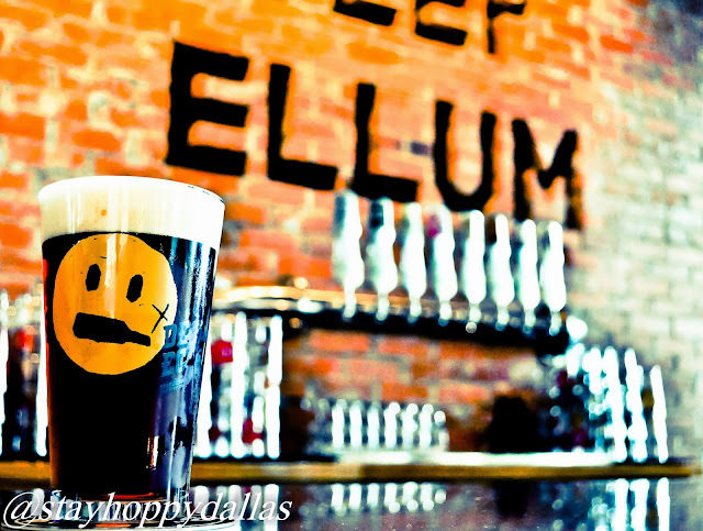 Deep Ellum Taproom Beer