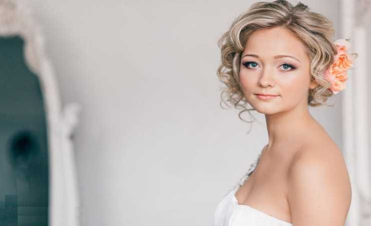 A Wavy Bob Wedding Hairstyles For Short Hair ~ Cool Hairstyle Pictures