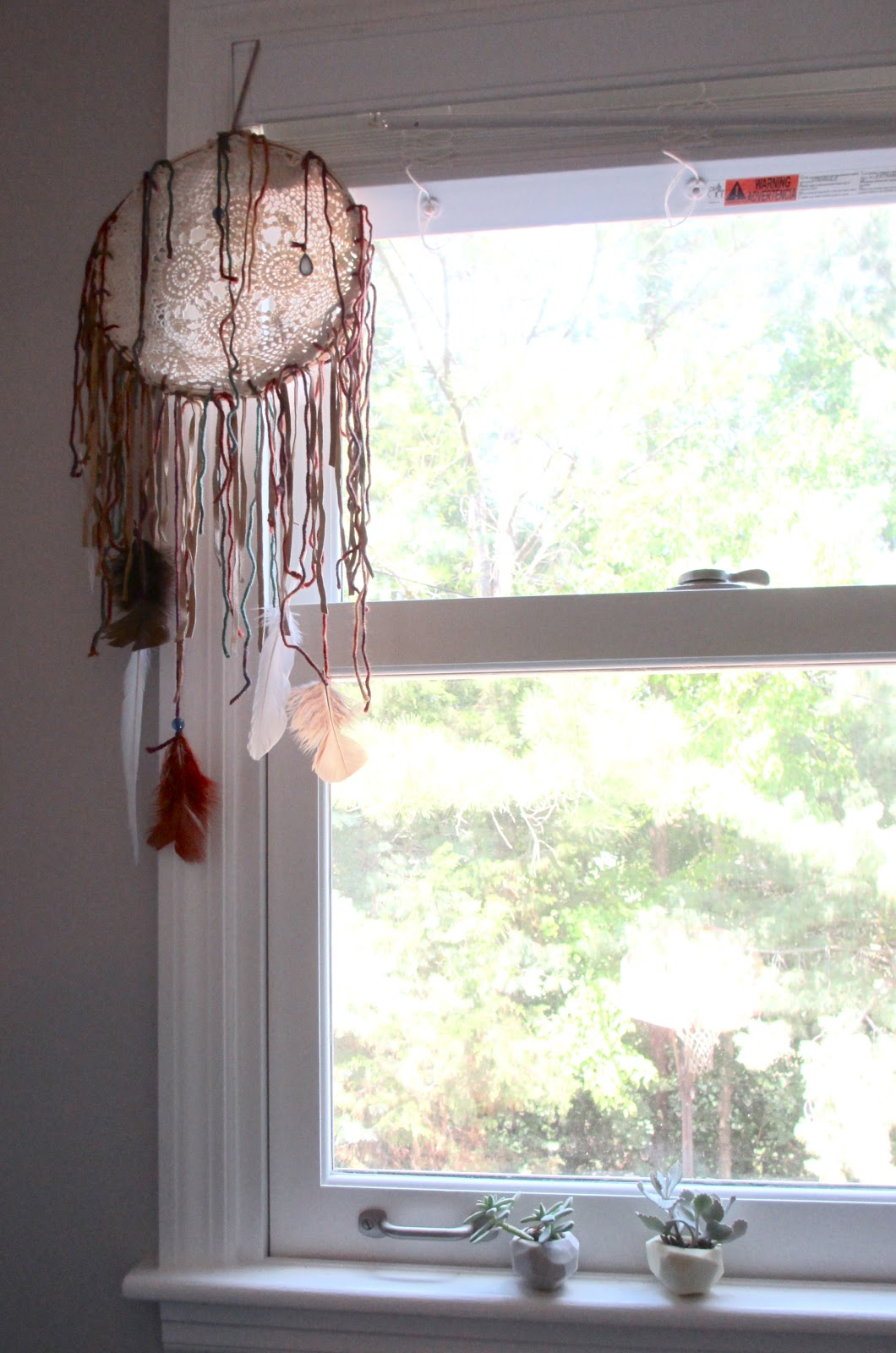 Where To Hang Your Dream Catcher threadbare DIY Dreamcatchers 5