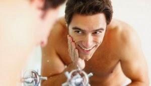 Tips Mencerahkan Kulit Wajah Pria Secara Alami