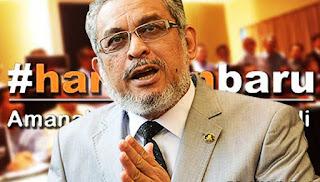 Khalid Samad guna pendekatan berpolitik tidak matang
