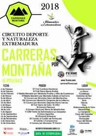 CARRERAS MONTAÑA 2018