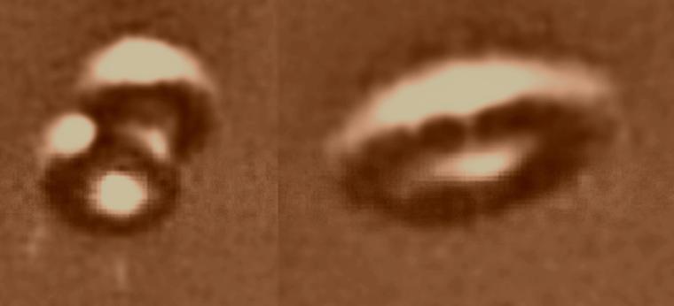 **FORMAS Y NIVELES.UFOS.**
