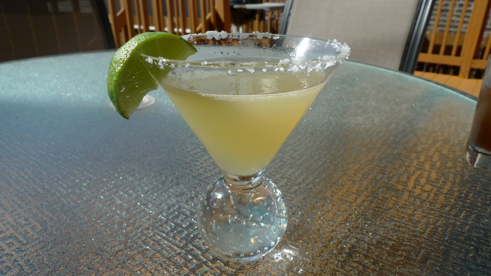 Mingling of Tastes: Margarita with Easy Homemade Sour Mix