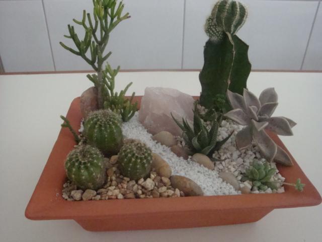 enfeites para mini jardim : enfeites para mini jardim:Oi minha gente linda! Fiz mais mini-jardins e já vou mostrando pra