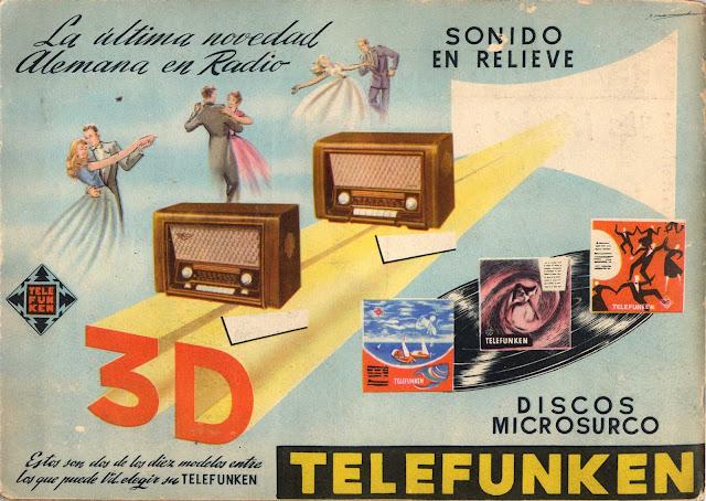 catalogo, radio, telefunken