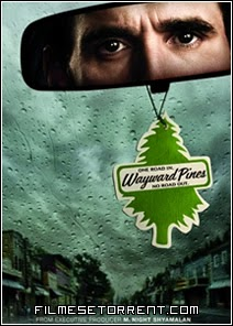Wayward Pines 1 Temporada Torrent HDTV