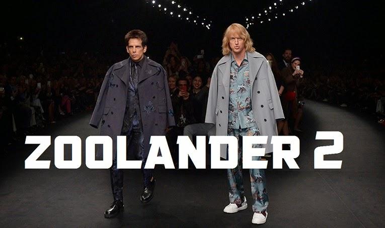 zoolander 2 movie 2016
