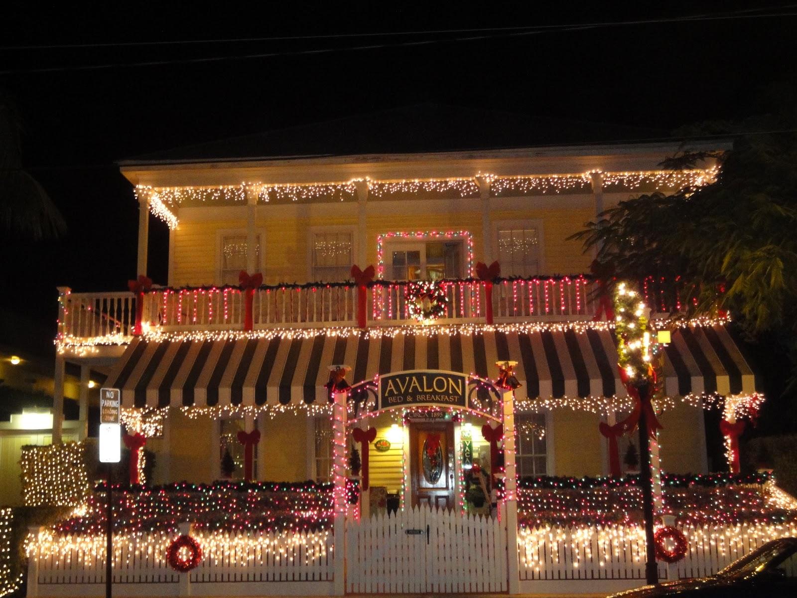 #B49317 Aux Etats Unis : Noël Dans Les Keys 5329 décorations de noel aux etats unis 1600x1200 px @ aertt.com