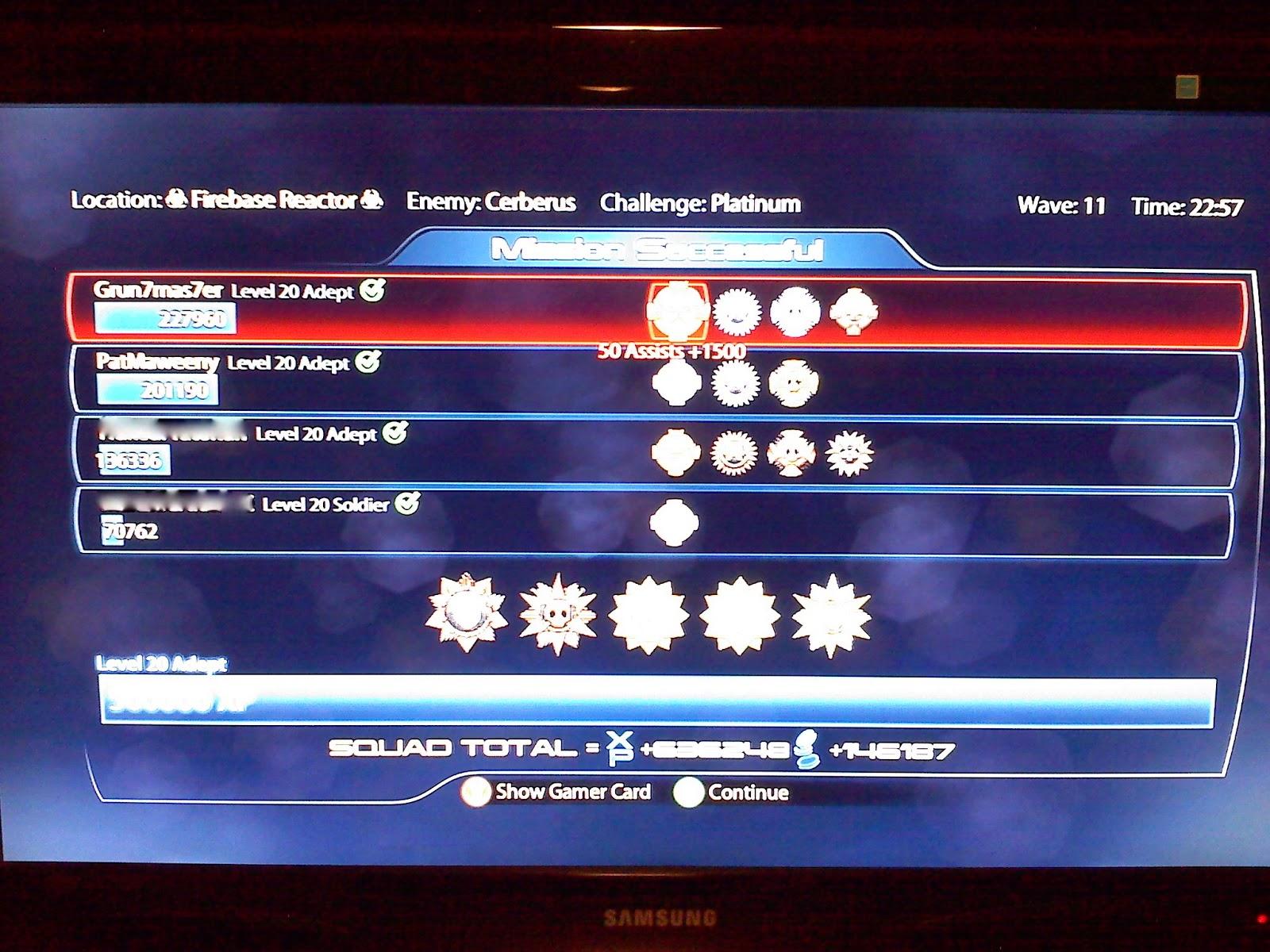 Mass Effect  Best Vanguard Build