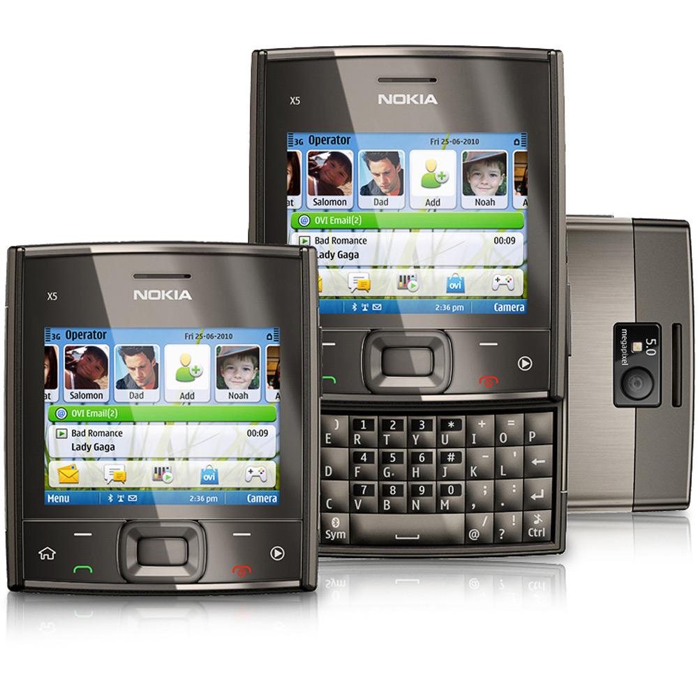 boletim da tecnologia nokia x5 e um smartphone para os jovens