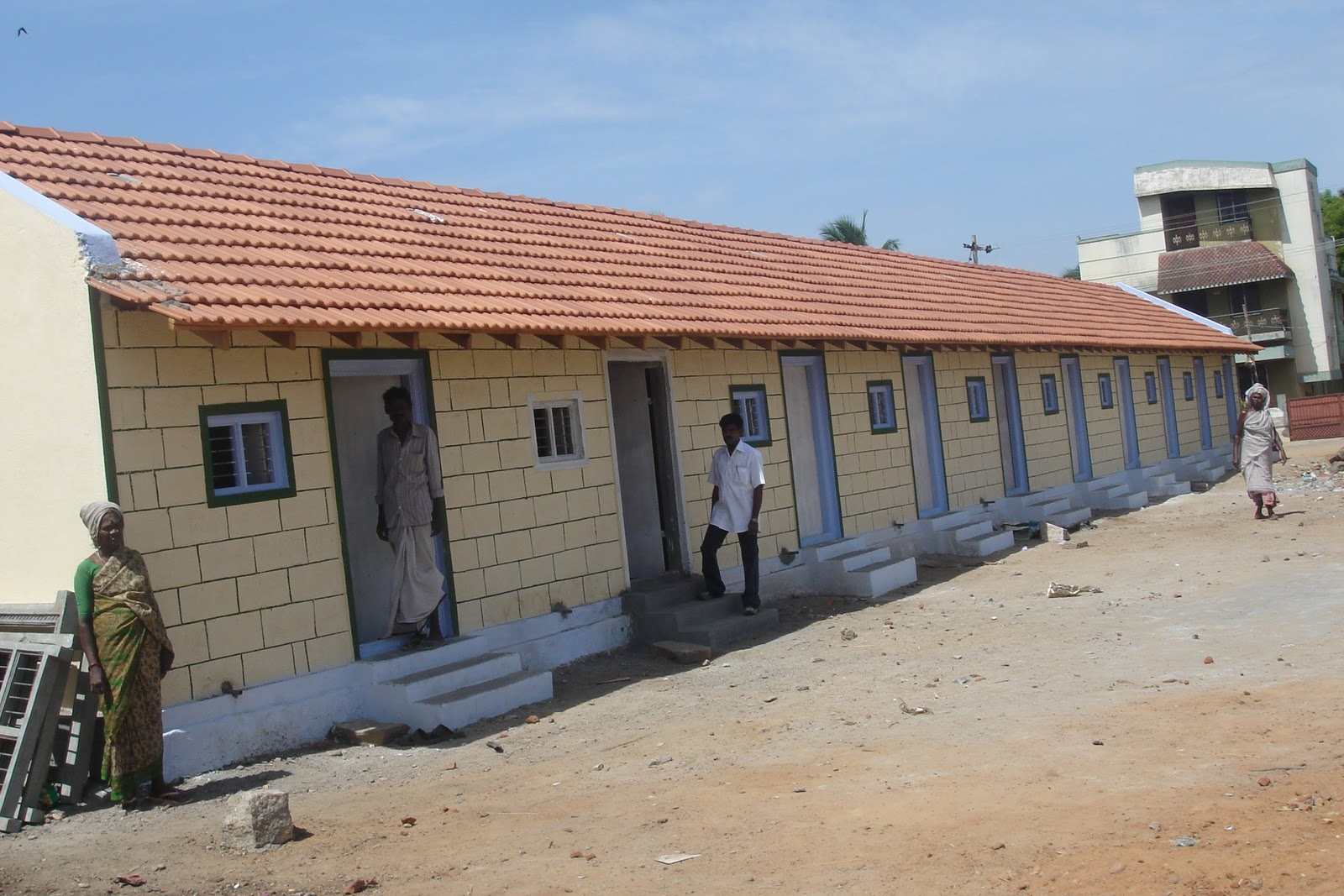Ngo news blog newsline key aspects of affordable housing for Low cost building