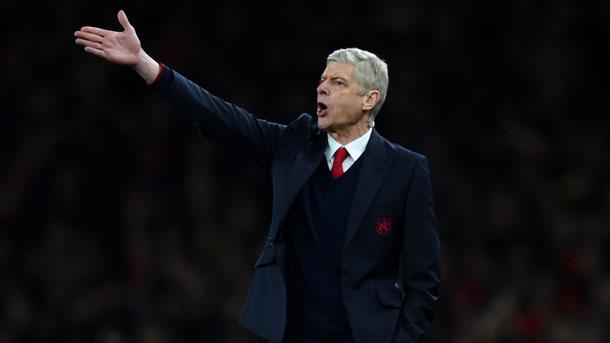 Wenger ya da la eliminatoria contra el Barça por perdida