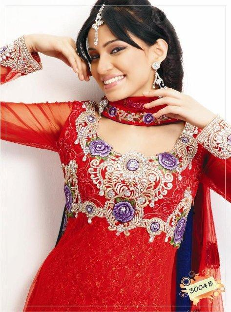 Latest Frock Suits Design for Girls