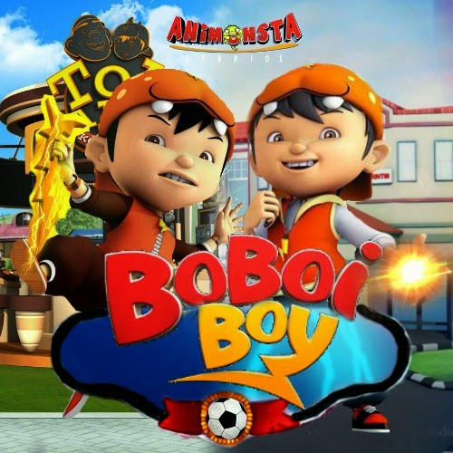 Gambar Boboiboy Terbaru Film Kartun Hero