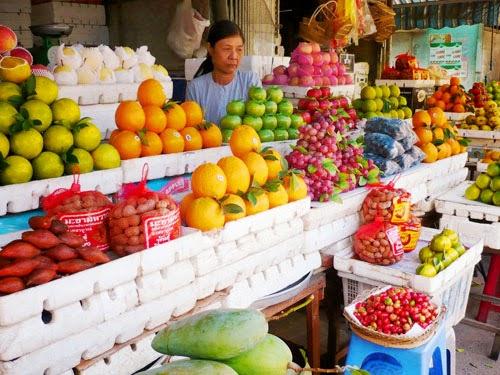 Cách phân biệt nhận biết trái cây Trung Quốc