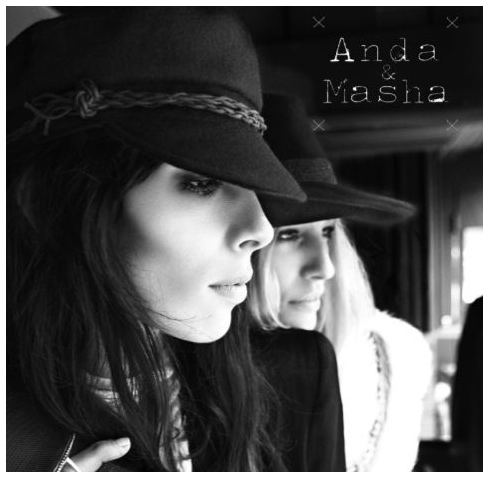 Anda and Masha Stylists and Hat designers; Inspiration