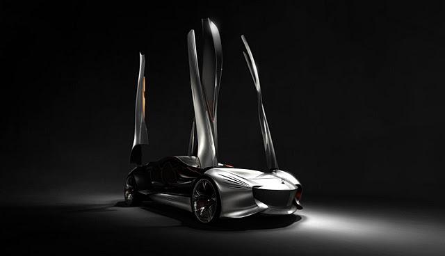 Mercedes-Benz Aria Concept