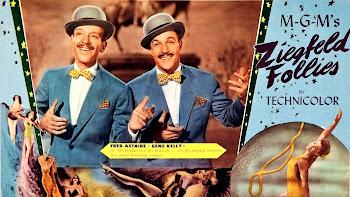 Cartel de cine: Ziegfeld Follies (1945)