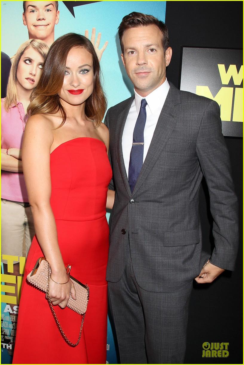Celeb Diary: Olivia Wilde & Jason Sudeikis la premiera ...