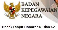 Status Honorer K2 Tidak Lulus CPNS Jadi PPPK