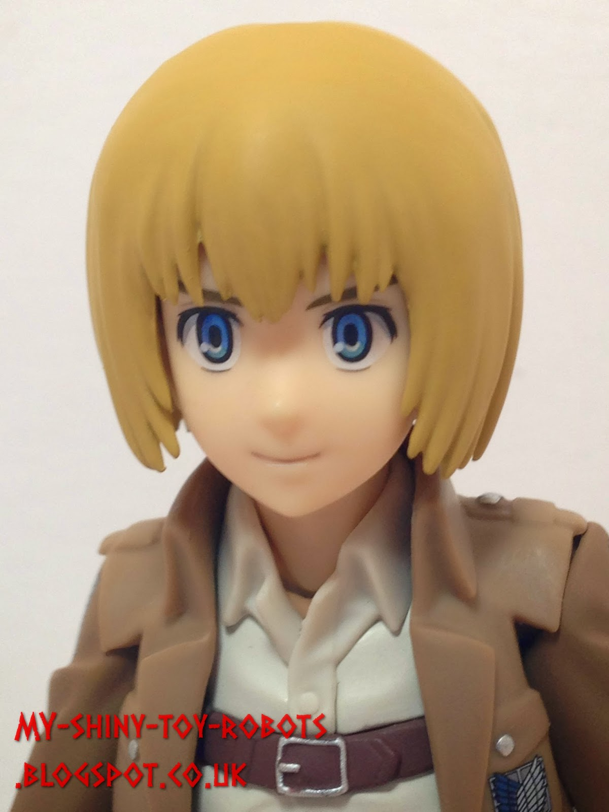 Figma Armin Arlet from Attack on Titan