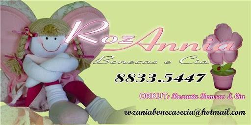 Rozania Bonecas e Cia