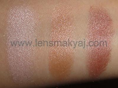 NYX Platinum Pink/Salmon/Jazzy Bronze