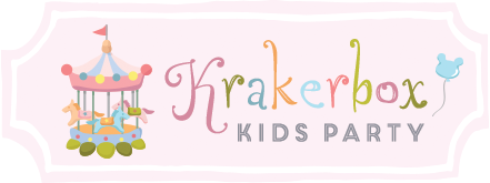 Krakerbox Kids Party Goddess