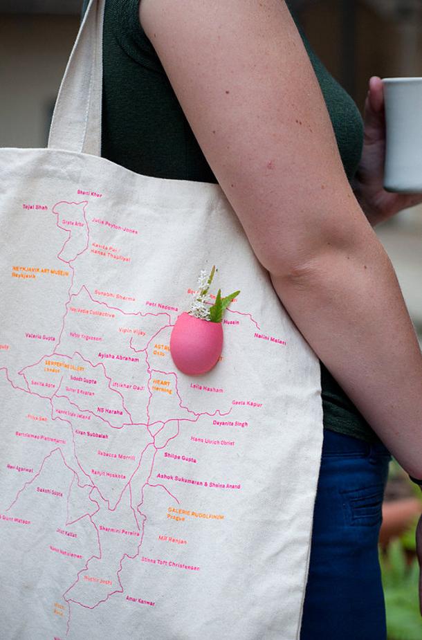 Wearable Plant in Dress