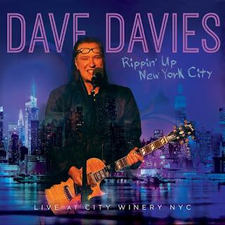 Dave Davies' Rippin' Up New York City