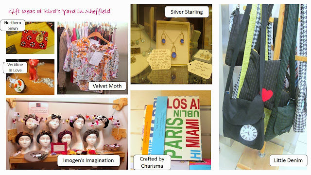 Gift ideas - Bird's Yard Sheffield