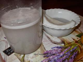 latte di cocco homemade