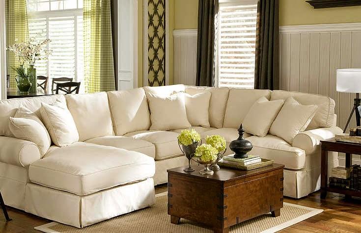 desain sofa ruang keluarga minimalis