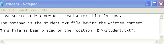 Java - Reading and writing text files - YouTube