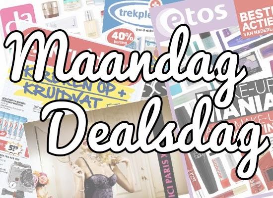 Maandag Dealsdag, alle acties van drogsiterijen op een rijtje