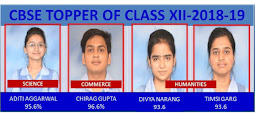 MAPS Toppers (Class XII)