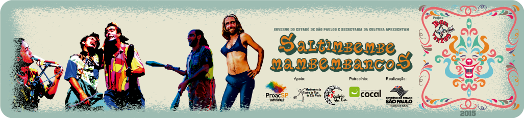 Circulação Saltimbembe Mambembancos