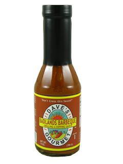 Dave's Gourmet Badlands BBQ Sauce