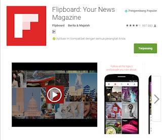 flipboard app berita android