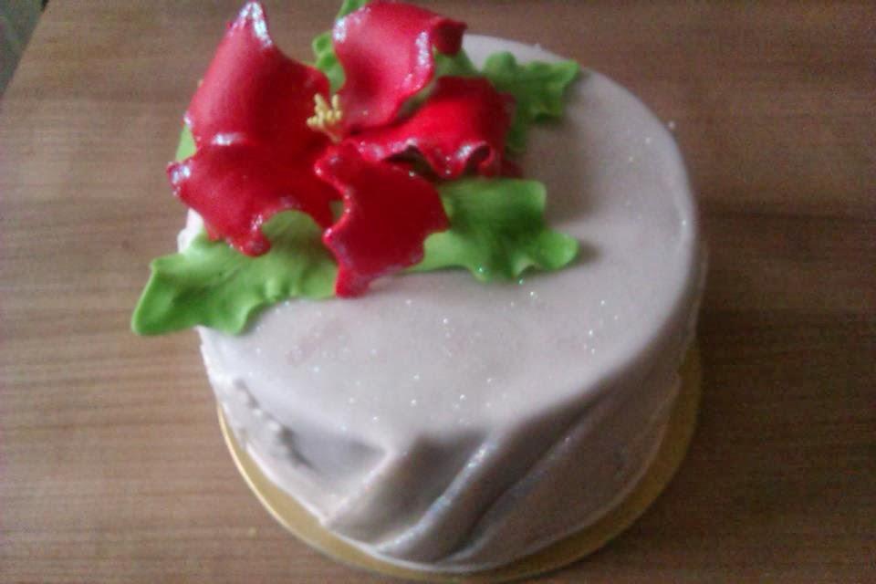 Vianočná torta  3